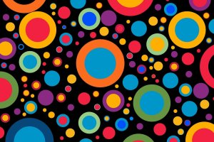 wallpaper, pattern, colorful