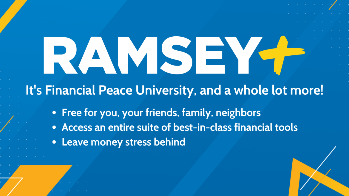 It's Financial Peace University, and a whole lot more!