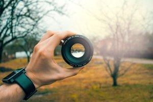 lens, camera, taking photos