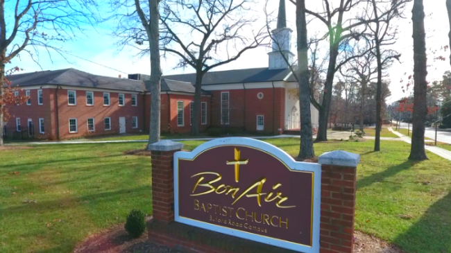 Bon Air Baptist Church Buford Road