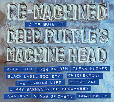 Re machined deep purple tribute joe bonamassa