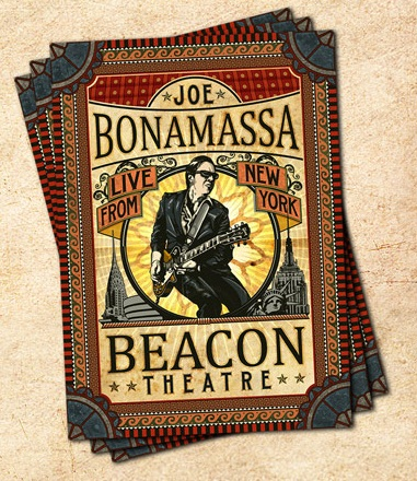 Joe Bonamassa Live at The Beacon Theatre