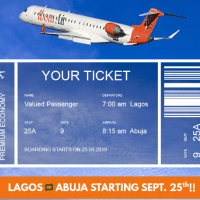 Ibom Air Starts Lagos – Abuja Flight, Price and Schedule