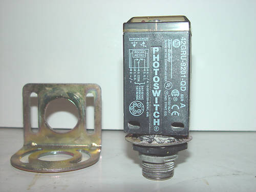 (42GRU-9202-QD)-PHOTOELECTRIC Sensor
