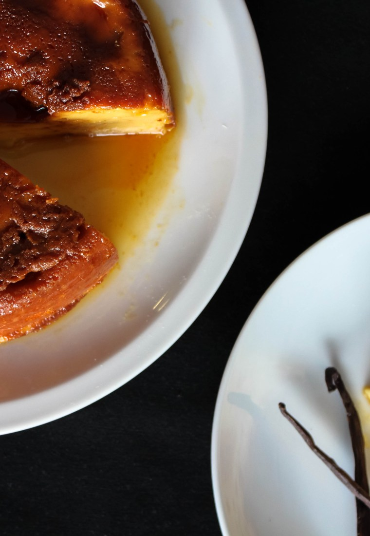 Trilingual life and here is a Cuban flan recipe!