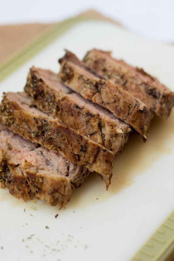 4 ingredient pork tenderloin