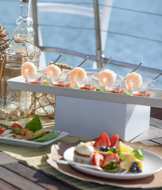 Yacht Catering Odessa