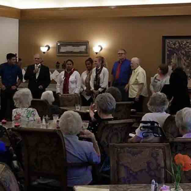 Retirement Community Assisted Living In Lacey Washington