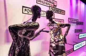 Aloof Mannequins by Bonaveri for Erdem Harrods