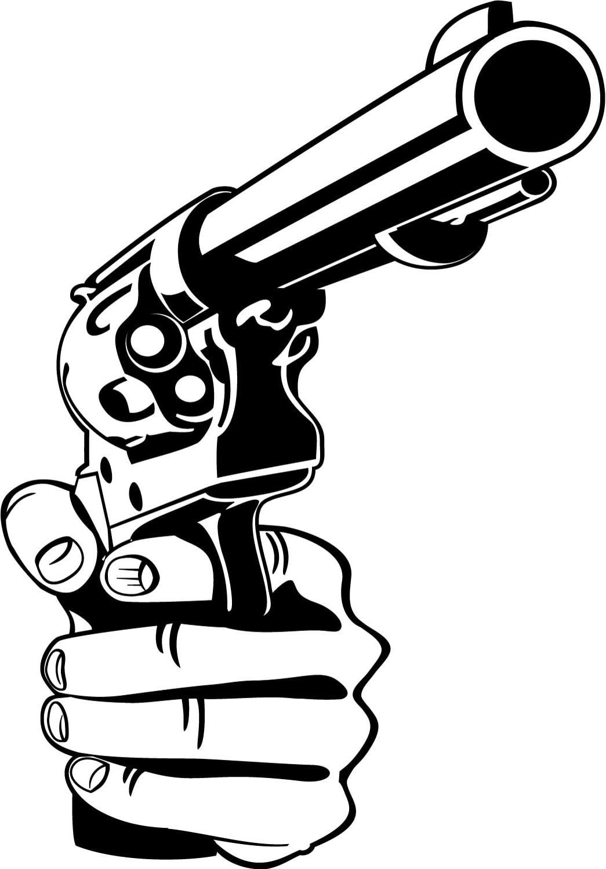 Gun Tattoo Designs For Men Cool Tattoos