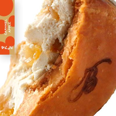 Cream Sandies no74 キャラメルアップル