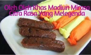 Oleh Oleh Khas Madiun Mirasa