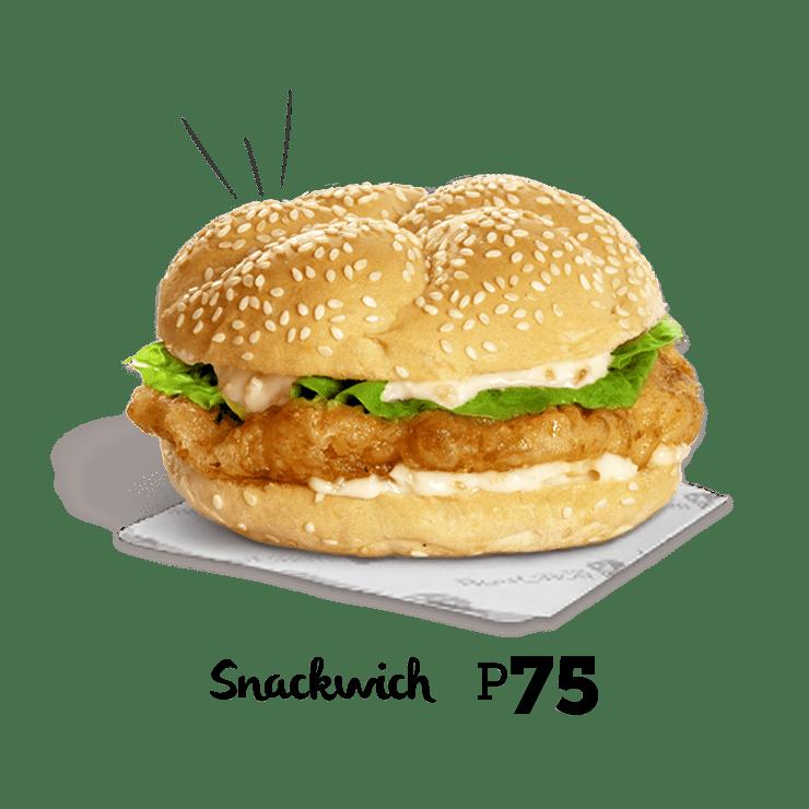 Bonchon Snackwich