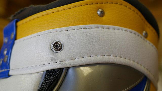 (unitedarrowsgolf)ユナイテッドアローズゴルフ / キャディバッグの外装汚れ