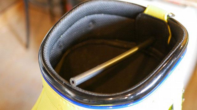 (le coq)ルコック/キャディバッグの仕切り芯棒の加工