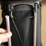 (BRIEFING)ブリーフィング/キャディバッグのスタンドバー折れ修理