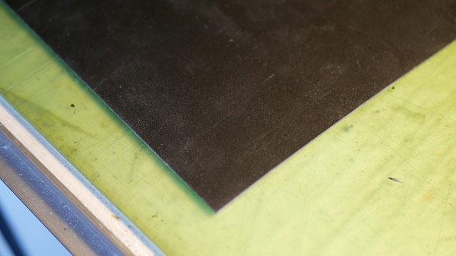 (Psycho Bunny)サイコバニー/キャディバッグのセパレーター芯材交換に使用する樹脂板