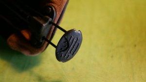 (Russeluno)ルッセルノ/セルフスタンドバッグの底脚ペダル交換