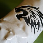 (EMILLID BAHAMA)エミリッドバハマ/キャディバッグのフードカバーロゴ刺繍