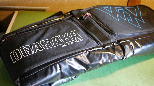 (OGASAKA)オガサカ/スノーボードケースの修理