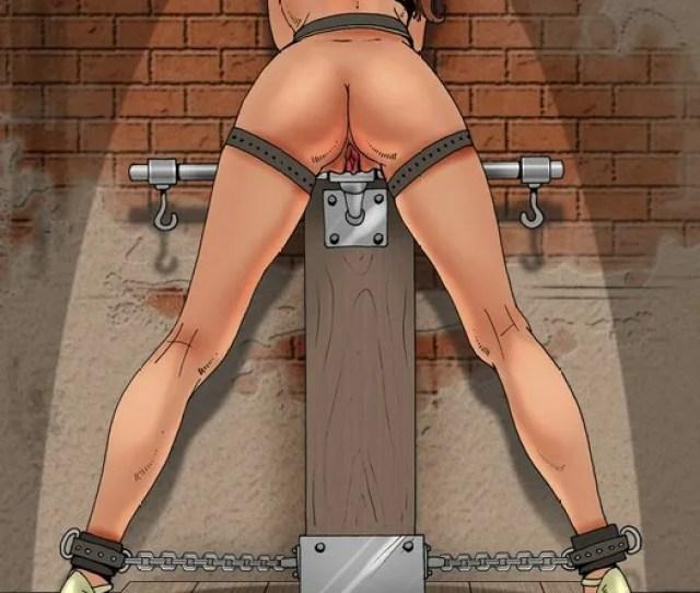 Cartoon Bondage Sex