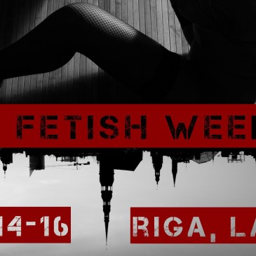 Riga Fetish Weekend