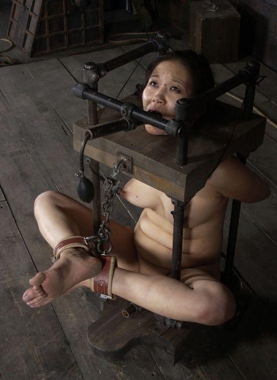 Pity, asian device bondage sorry, that