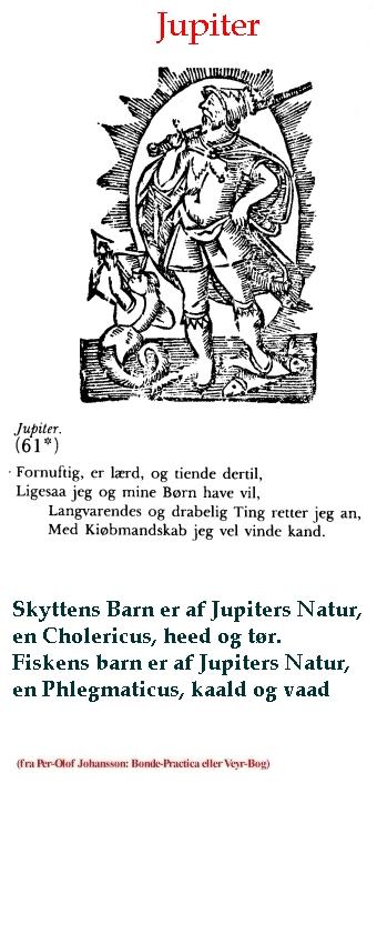 Udvalgt tekst og motiv fra Per-Olof Johansson: Bonde-Practica eller Veyr-Bog 1975