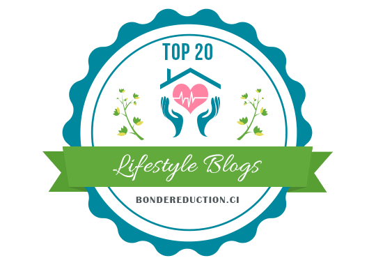 Banners for Top 20 African Lifestyle Blogs