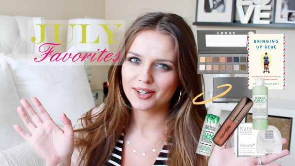 Monthly Favorites // July 2014 | BondGirlGlam.com