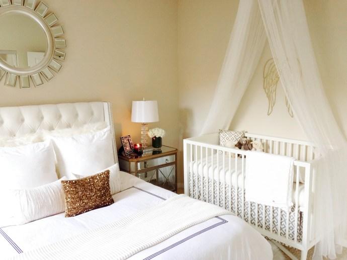Baby Vienna's Nursery Tour | BondGirlGlam.com