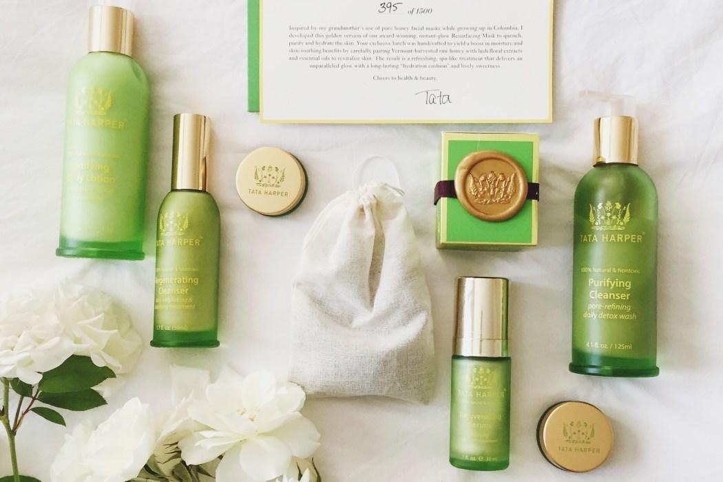 Skincare Obsession // Tata Harper | BondGirlGlam.com