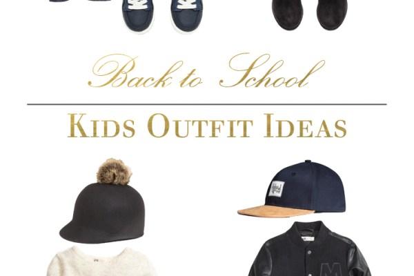 Back to School Kids Fashion   BondGirlGlam.com
