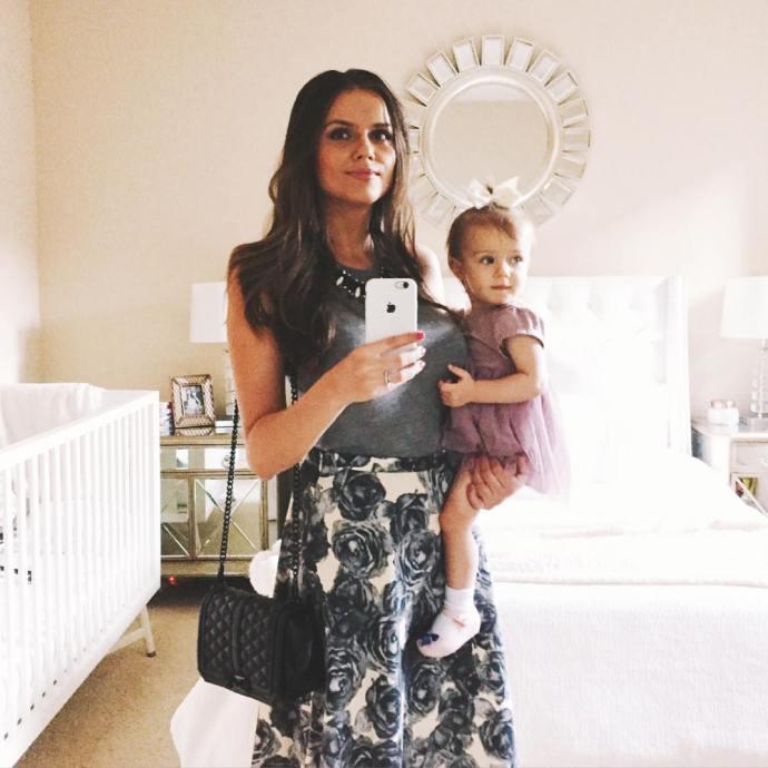 1-Year Baby Update & Favorites | BondGirlGlam.com