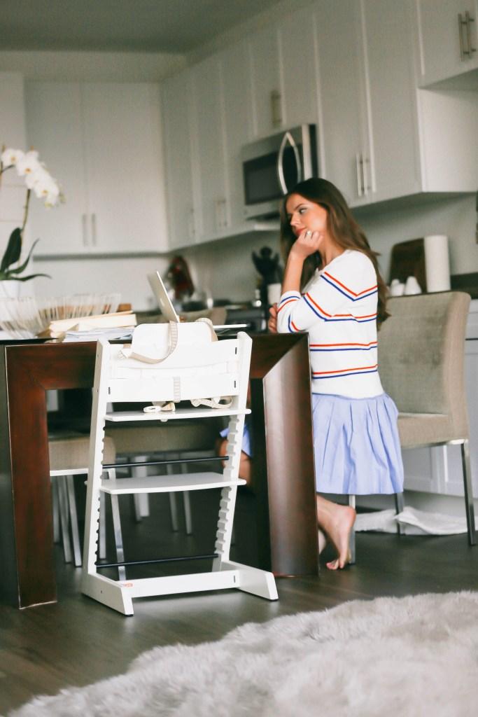 Work/Life Balance as a New Mom | BondGirlGlam.com