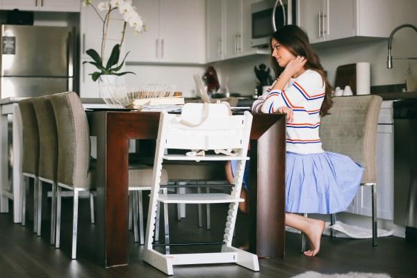 Work/Life Balance as a New Mom   BondGirlGlam.com