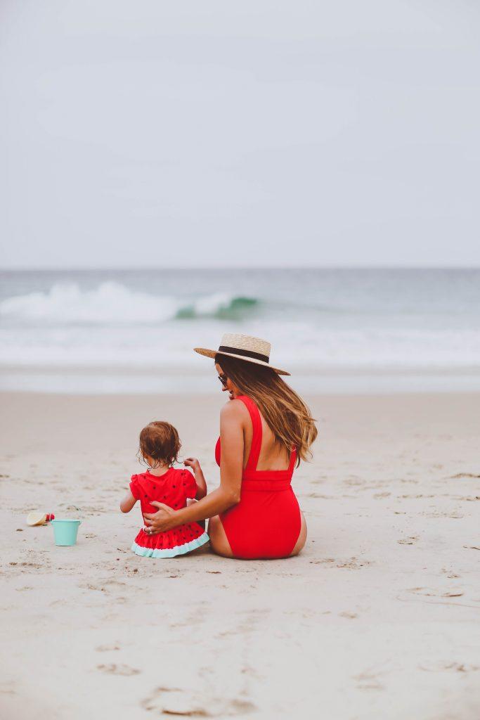 Favorite Swimsuits for Mom & Baby | BondGirlGlam.com