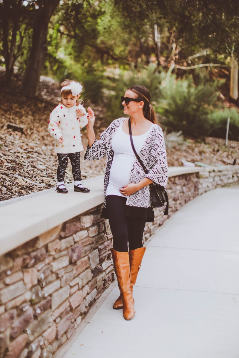#BumpStyle // The Best Maternity & Postpartum Leggings EVER
