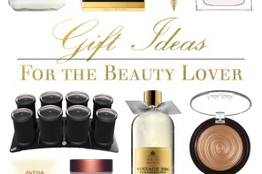 Luxe Gift Ideas for the Beauty Lover