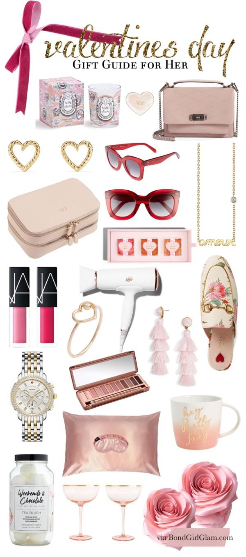 Valentine's Day Gift Ideas For Her | BondGirlGlam.com