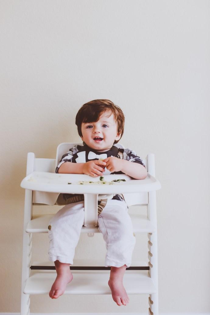 Raised Real // Homemade Baby Food Subscription Service | BondGirlGlam.com