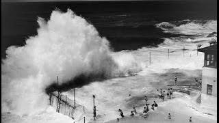 Bondi Beach then and now
