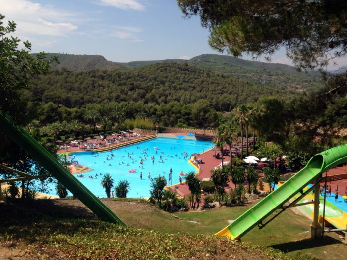 Zwemparadijs Aqua Leon