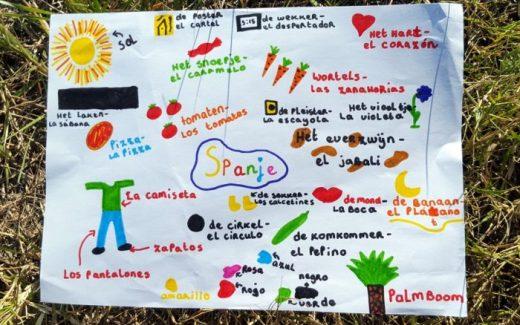 Spaanse taalspelletjes | Spaans voor kinderen