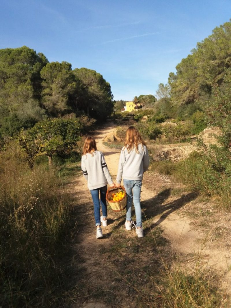 over leven in Spanje