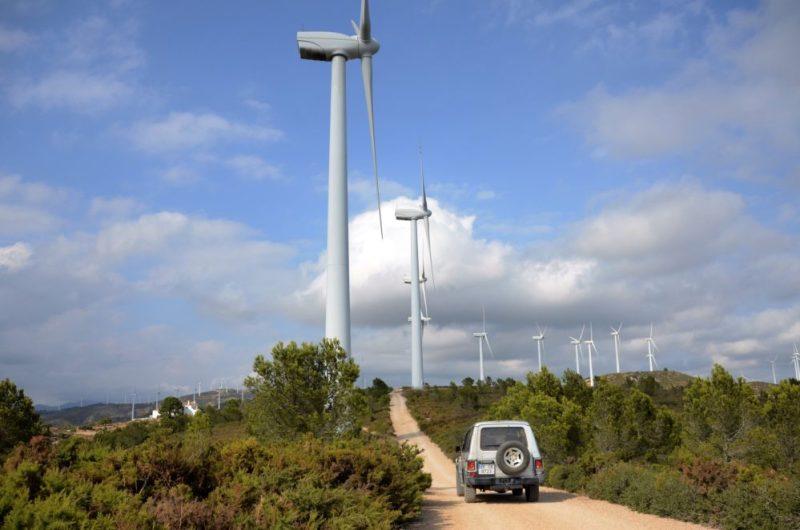 parc eolic Tortosa