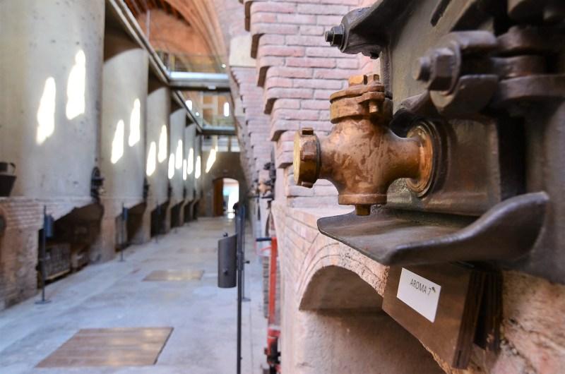 Wijnkathedraal El Pinell de Brai | Catedral del Vi | Wijnhuis El Pinell de Brai | Wijnpaleis Terra Alta