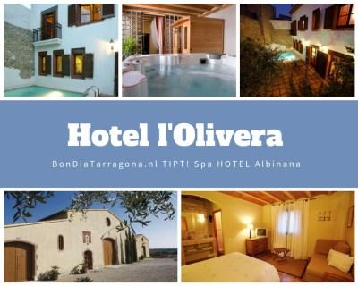 Bijzondere Hotels Tarragona | Boutique Hotels in Tarragona | Bon Dia Tarragona Hoteltip Spa Hotel Albinyana