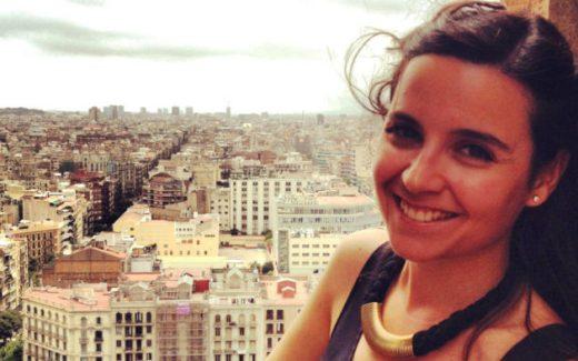 Marta in Barcelona