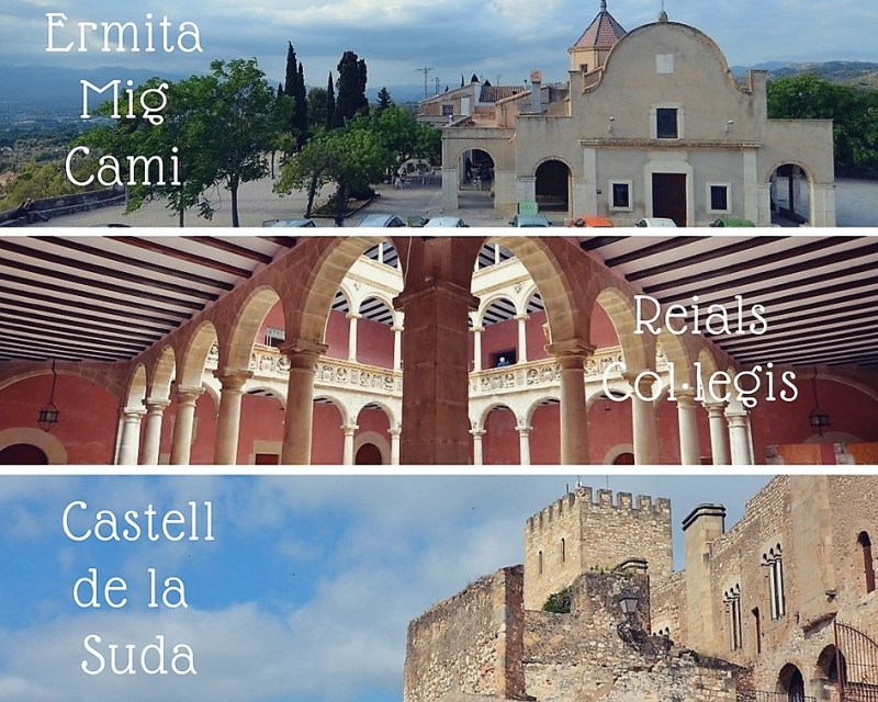 Citiytrip Tortosa Stedentrip   Liefde op het tweede gezicht